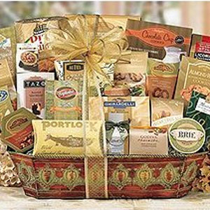Gift Basket on Birthday Gifts For A Man Always A Challenge For Just The Right Gift