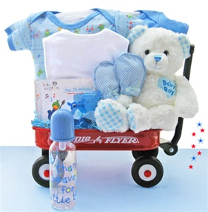 Cheap Baby Gift Basket, Discount Baby Gift Basket