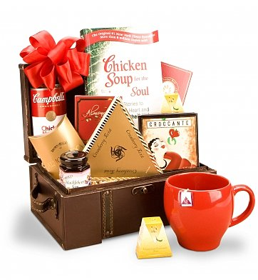 get well gift ideas gift basket get well