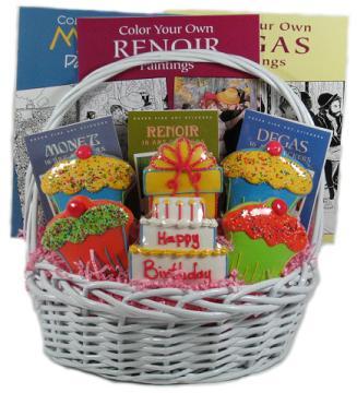 gift basket for children
