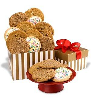 Gourmet Cookies Gift Basket