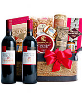 gourmet foods gift baskets