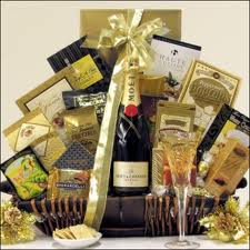Gourmet Wine Gift Baskets