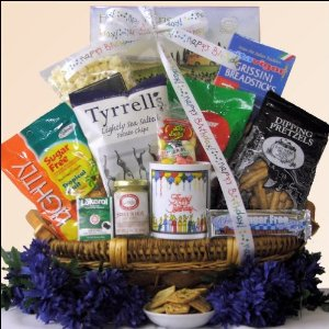 Sugar free gift baskets diabetic gift basket healthy gift baskets sugar free gift baskets negle Image collections
