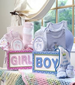 Cheap Baby Gift Basket