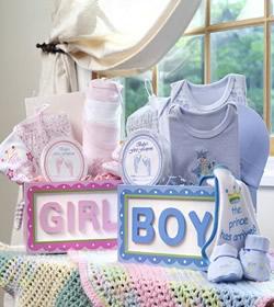 Cheap Baby Gift Basket