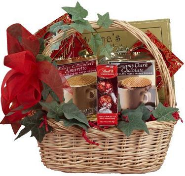 Christmas gift basket ideas gift baskets for christmas unique christmas gift basket ideas negle Image collections