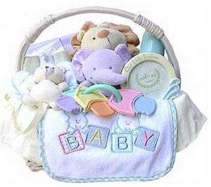 Gift Baskets for New Baby