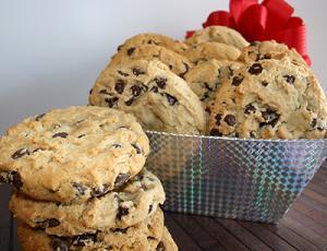 Gourmet Cookie Gift Baskets